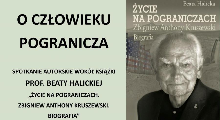 """image: O człowieku pogranicza – spotkanie wokół książki """"Życie na pograniczac..."""